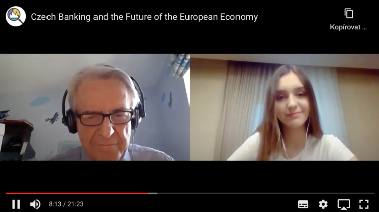 Czech Banking and the Future of the European Economy